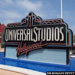 Première visite à Universal Studios Hollywood (Los Angeles, Californie, USA)