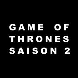 Notes et résumé de Game of Thrones saison 2