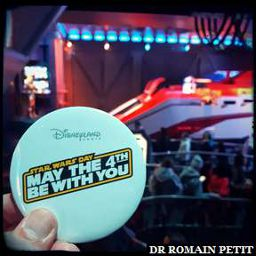 Journée Star Wars May the 4th (be with you) à Disneyland Paris